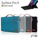 Surface Pro 6 ケース 防水 撥水 Microsoft サフェイスプロ カバー 液晶保護 アウトポケット付き インナーケース 12-1…