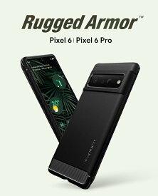 Pixel6 ケース Pixel6 Pro ケース Pixel5a ケース 5G TPU 米軍MIL規格取得 シュピゲン ラギッドアーマー 2021 新型 Google ピクセル 6 プロ カバー 耐衝撃 Qi充電 ワイヤレス充電 スマホケース Pixel 5a 5G ケース 衝撃吸収 スマホカバー