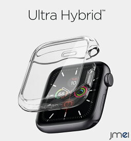 apple watch Series 6 5 4 カバー 44mm 40mm TPU バンパー クリア シュピゲン ウルトラ・ハイブリッド Series 6 5 アップルウォッチ ケース シリーズ6 シリーズ5 ブランド ビジネス 落下 衝撃 apple watch Nike+ Hermes Edition(2018,2019,2020)
