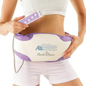 アブトロニック スレンダーシェイパー お腹ブルブルベルト気になる部分に巻くだけの局部集中簡単エクササイズ! 腹筋 ダイエット ウエスト 腹筋女子 腹筋割 アブトロ スレンダー