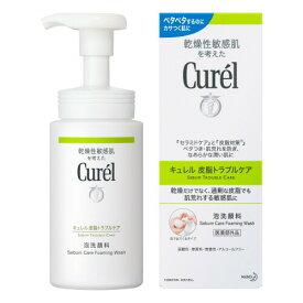 花王 キュレル 皮脂トラブルケア 泡洗顔料 150ml 医薬部外品日本 花王 Curel 洗顔料
