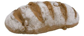 【食品サンプル・パン・ブレッド】ライ麦パン(1ケ/パック)(フォーム素材)(BC付)