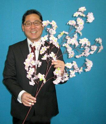 【造花・シルクフラワー】桜大枝