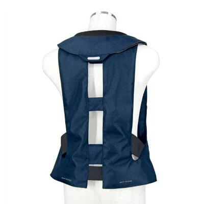 乗馬ヘルメットプロテクター乗馬帽帽子送料無料hit-air(ヒットエアー)エアバッグプロテクターHモデル乗馬用品馬具
