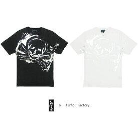 リーバイス Tシャツ Warhol Factory×Levi's SKULL TEE アンディ ウォホール