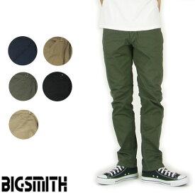 BIG SMITH ビッグスミス レギュラー テーパード ストレッチ 5ポケットパンツ BSM-139