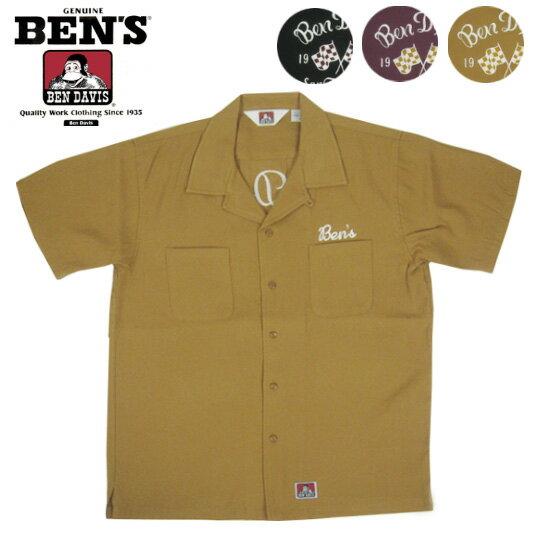 BENDAVIS ベンデイビス ボーリングシャツ T-8580003