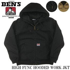 BEN DAVIS ベンデイビス フードワークジャケット パーカー HIGH FUNK HOODED WORK JACKET C-8380020