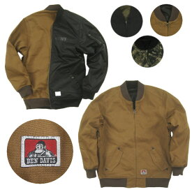 BEN DAVIS ベンデイビス リバーシブル MA-1 ジャケット G-8780009