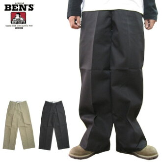 BEN DAVIS Ben Davis GORILLA CUT ゴリラカット thick straight work pants