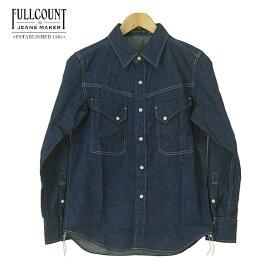 FULLCOUNT フルカウント DENIM WESTERN SHIRTS FC-4931