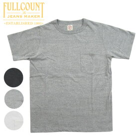 FULLCOUNT フルカウント 25周年モデル 吊り編みポケットTシャツ LOOPWHEEL POCKET T-SHIRTS 5951EX