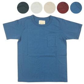 FULLCOUNT フルカウント BASIC POCKET TEE ベーシックポケット Tシャツ 2019 5805P
