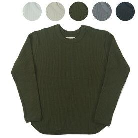 FULLCOUNT フルカウント ヘヴィウェイト ワッフルサーマル 長袖Tシャツ HEAVY WEIGHT WAFFLE LONG SLEEVE T-SHIRTS 5964