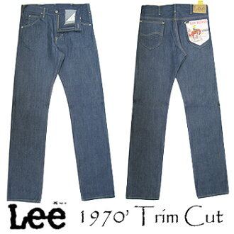 In 1970, Lee RIDERS 200 Trim Cut MODEL jeans 12001-89 (men/bottoms/long pants/overalls/casual/casual)