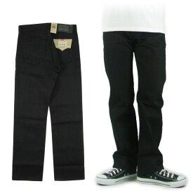 Levi's リーバイス 501 BLACK BLACK ボタンフライ ストレートジーンズ 00501-1582