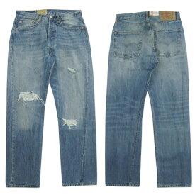 LEVIS VINTAGE CLOTHING リーバイス 501 1976年モデル 復刻版 RIPTIDES 26408-0004