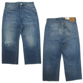 31a0740a LEVIS VINTAGE CLOTHING リーバイス 501XX ヴィンテージ 1937年モデル VELZY 37501-0013