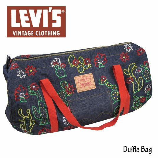 Levi's/リーバイス ダッフルバッグ LEVI'S VINTAGE CLOTHING ヴィンテージ クロージング 09879-0002