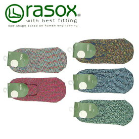 rasox ラソックス スプラッシュ・カバー ソックス CA141CO01