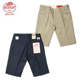 レッドキャップ REDKAP 5分丈ショーツ レギュラー ジーンカット ショーツ Regular Jean Cut Shorts PS51J