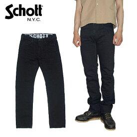 ショット Schott N.Y.C. パッデド スキニーデニムパンツ PADDED SKINY DENIM PANT 3106004