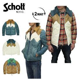 ショット Schott N.Y.C. マウンテンダウンジャケットMOUNTAIN DOWN JKT 3161010