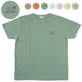 TES エンドレスサマー ワンポイント BUHI Tシャツ FH-8574364