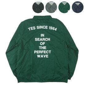 TES エンドレスサマー コーチジャケット TES LOCAL CREW COACH JKT SD-9774007