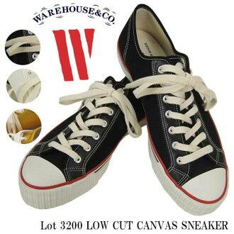 """WAREHOUSE服装房屋低切帆布运动鞋Lot3200""""男子的/鞋/运动鞋/休闲"""""""