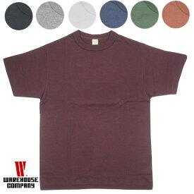 WAREHOUSE ウエアハウス Lot.4601 プレーンTシャツ
