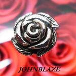 薔薇バラデザイン小型のサブコンチョCONCHOシルバー925製