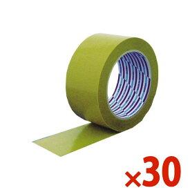 【送料無料】DIATEX/ダイヤテックス パイオラン梱包用テープ 50mm×25m ベージュ まとめ買い30巻 K-10-BE