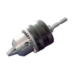 JEFCOM ジェフコム/DENSAN デンサン充電ドリルチャック 口径1.5〜13mmCH-130【当店はジェフコム正規取扱店です】