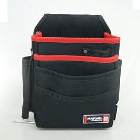 MARVEL・マーベル 電工ポケット 3段 腰袋 ソフトフィットシリーズ MDP-SF02