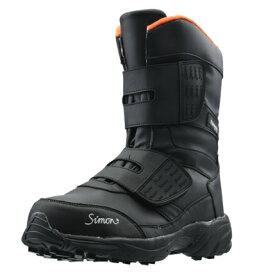 【あす楽対応】SIMON・シモン プロテクティブスニーカー マジック式長靴 KB38黒 26.5cm2312990