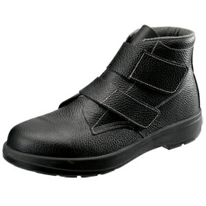 SIMON・シモン 安全靴 マジック式中半長靴 AW28 27.5cm 1000040