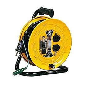 TASCO・イチネンタスコ コードリール漏電遮断器アース付 TA649A