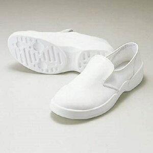 【送料無料】ゴールドウイン 静電安全靴クリーンシューズ ホワイト 23.0cm 【7591683】 PA9880W23.0