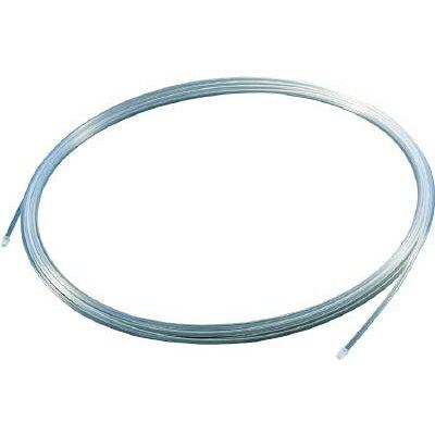 TRUSCOフッ素樹脂チュ−ブ内径2mmX外径4mm長さ10mTPFA410【2562928】