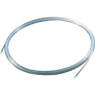 【送料無料】TRUSCOフッ素樹脂チュ−ブ内径8mmX外径10mm長さ10mTPFA1010【2563011】
