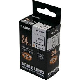カシオネームランド用マグネットテープ24mmXR24JWE【22471】