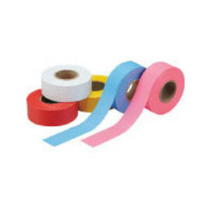 マイゾックスビニールテープ赤BT30R【3354881】