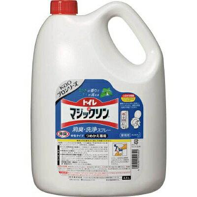 Kaoトイレマジックリン消臭・洗浄スプレー 4.5L504302【4005066】
