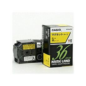 カシオネームランド用マグネットテープ 36mmXR36JYW【22535】