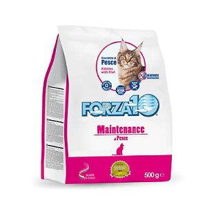 フォルツァ10/FORZA10 メンテナンス(フィッシュ)ドライキャットフード500g【あす楽対応】