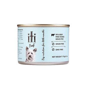 イティ iti 犬缶 [ビーフ] 175g ドッグウェットフード【ポイント10倍】【あす楽対応】