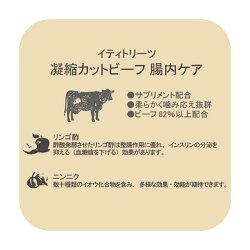 イティ凝縮カットビーフトリーツ腸内ケア(100g)
