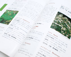 ペットのためのハーブ大百科[ノラ・コーポレーション/NORACORPORATION]写真はどれもすごくキレイ!