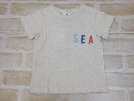 【2019サマーセール】SiShuNon(SKAPE)サメTシャツ(90〜130cm)